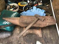 Anvil early 1800's rare