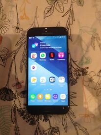 Samsung galaxy a5 2017 model 32gb