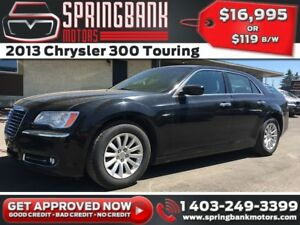 2013 Chrysler 300 Touring w/Leather $119B/W INSTANT APPROVAL, DR