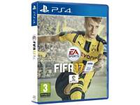 Fifa 17 PS4 in excellent condition