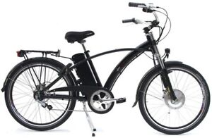 Electric Beach cruiser Bicycle