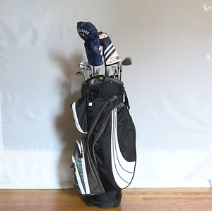 Set of Very Lightly-Used Clubs - Great Deal!