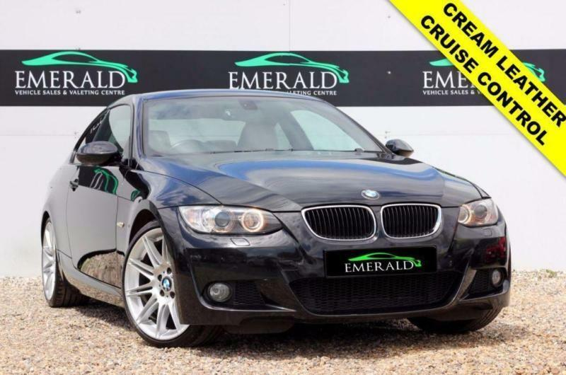 2009 59 BMW 3 SERIES 2.0 320D M SPORT HIGHLINE 2D 175 BHP DIESEL