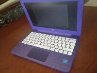 HP Stream 11 Laptop - Nearly New
