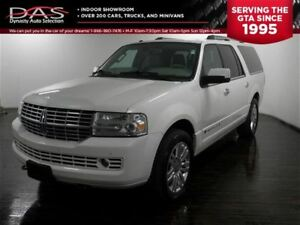 2008 Lincoln Navigator ULTIMATE NAVIGATION/TV-DVD/SUNROOF