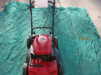 MOUNTFIELD MULCHING MOWER USED BUT IN GOOD CONDITION SVS150 ENGINE