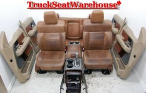 Ford F150 2005 King Ranch Power Heated Seats Interior