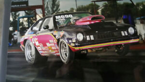1980 Ford Pinto Race Car