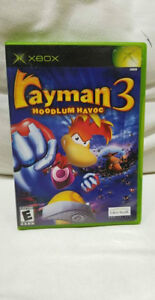 Rayman 3: Hoodlum Havoc Original XBOX
