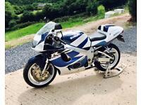 1997 SUZUKI GSXR 750 GSXR750 SRAD