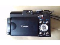 original Canon Camera in very good condition used very rare + 1 sandisk 8 GB brand new