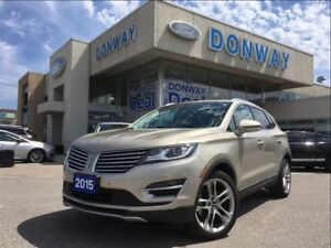 2015 Lincoln MKC LEATHER..NAVIGATION..SUNROOF..WARRANTY!!