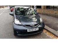 Toyota Aygo 1L vvti 2006 95k Full History, Just had full service + new mot Only £20 tax per year