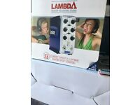 Lambada desk top recording studio