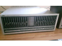Exchange - Classic JVC Graphic Equalizer for CD player/Vinyl