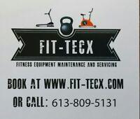 Fitness Equipment repair, maintenance and service...... Fit-tecx
