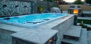 The Worlds Only Self Cleaning Hot Tubs!!