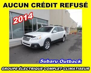 2014 Subaru Outback 2.5i TOURING AWD *AUCUN CRÉDIT REFUSÉ*
