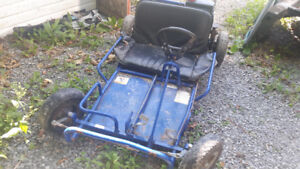 I got a go cart for sale