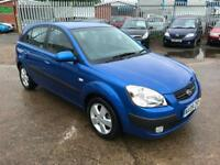 Kia Rio 1.5CRDi 3 ~ 09 ~ ONLY 77K ~ LONG MOT ~ 2 KEYS ~ DIESEL