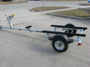 2017 Excalibur Galvanized BT1000 Boat Trailer