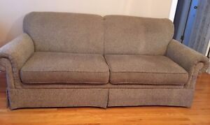 Couch & rocking love seat