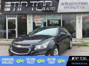 2016 Chevrolet Cruze LT ** Bluetooth, Backup Camera, Automatic *