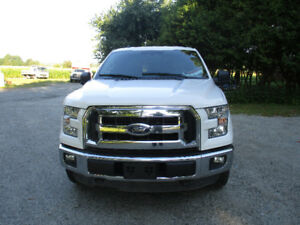 2015 Ford F-150 camion
