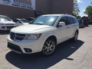 2015 Dodge Journey R/T - AWD - 7 PASSENGER - LEATHER - REVERSE C