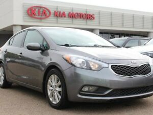 2015 Kia Forte LX, HEATED SEATS, HEATED WHEEL, BLUETOOTH, CRUISE