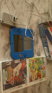 2ds and games