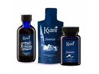 Triangle of wellness vitamins