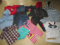 SELECTION OF BOYS CLOTHES
