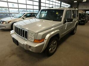 2006 Jeep Commander Limited, 4X4, Cuir, Toi