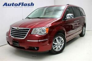 2010 Chrysler Town & Country Limited *Navi* Cuir/leather *Toit/r