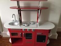 ELC wooden retro kitchen