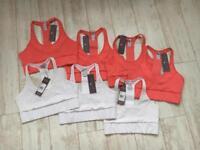 Stella McCartney Adidas gym bras tops XS - M