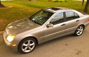 2003 Mercedes 4MATIC C240 - $3499 OBO