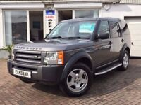 2005 05 Land Rover Discovery 3 2.7TD V6 S~7 SEATS~LOW MILES~FSH~