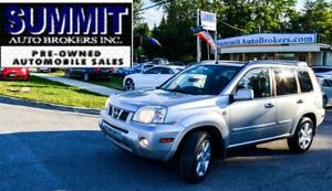 2006 Nissan X-Trail LE | 4X4 | LEATHER | HEATED SEATS | ROOF