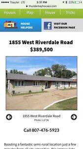House for Sale 1855 West  Riverdale Rd