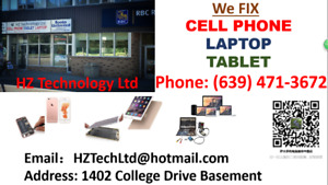 Professional Cell Phone/Laptop/Tablet Repair