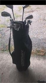 Donnay golf club set