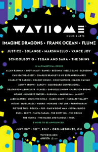 Wayhome Music Festival 2017 2 3-Day Passes
