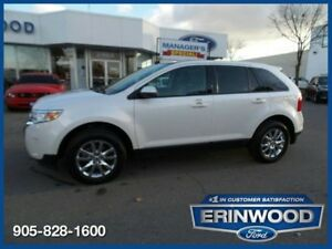 2013 Ford Edge 6CYL/LTHR/PAN ROOF/NAV/REV CAM