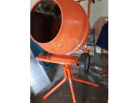 Cement Mixer - electric