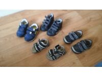 boys shoes size 22 and 23