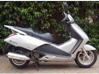 Honda Pantheon 125, Excellent condition with low mileage