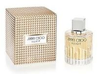 JIMMY CHOO 'ILLICIT' STUNNING FRAGRANCE, NEW-GIFTBOXED, 100ML, COLLECTION/DELIVERY. TEL.07803366789