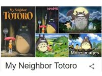 MY NEIGHBOR TOTORO FILM SHOWING AT SOMERSET HOUE IN LONDON 2 X TICKETS FOR SALE